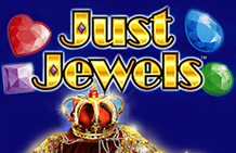 Играйте на деньги во Just Jewels