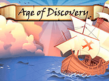 Игровой кадры Age Of Discovery