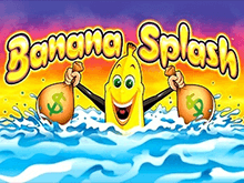 Игровой прибор Banana Splash Вулкан
