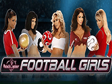 Игровой робот Benchwarmer Football Girls