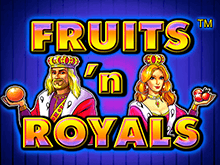 Игровой машина Вулкан Fruits And Royals