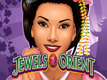Автоматы Jewels Of The Orient не без; выводом денег