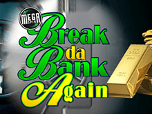 Игровой обстановка Mega Spins Break Da Bank