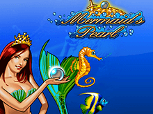 Автоматы Mermaid's Pearl не без; выводом денег
