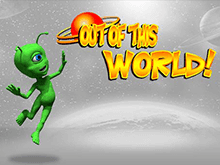 Игровой обстановка Out Of This World