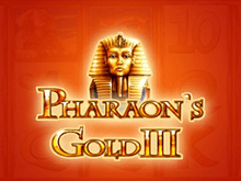 Игровой машина Вулкан Pharaohs Gold III