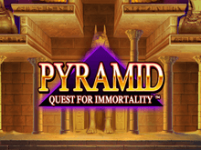 Автоматы Pyramid: Quest For Immortality не без; выводом денег