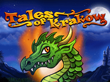 Автоматы Tales Of Krakow не без; выводом денег